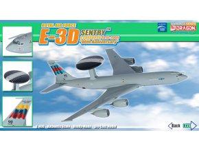Dragon - Boeing E-3D Sentry, RAF, 90 let výročí, 2005, 1/400