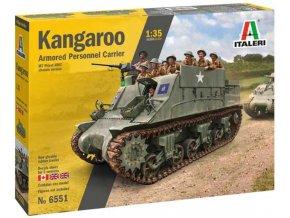 Italeri - Kangaroo, obrněný transportér, Model Kit 6551, 1/35
