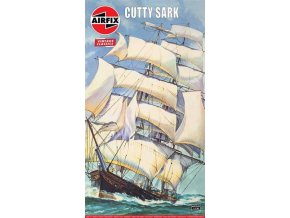 Airfix - Cutty Sark, Classic Kit VINTAGE A09253V, 1/130