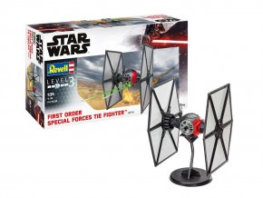 Revell - Star Wars - Special Forces TIE Fighter, Plastic ModelKit 06745, 1/35