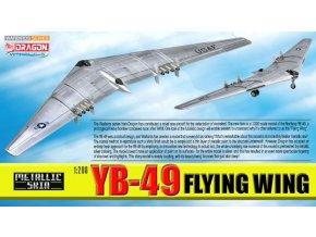 Dragon - Northrop YB-49 Flying Wing, USAF, 1/200