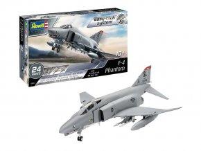 Revell - McDonnell Douglas F-4 Phantom II, EasyClick 03651, 1/72