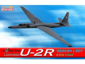 Dragon - Lockheed U-2R Dragon Lady, USAF 9th SRW, 1/144