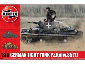 Airfix - Pz.Kpfw.35(t) / LT vz.35, Classic Kit A1362, 1/35