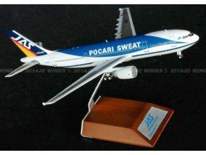 JC Wings - Airbus A300-600R, společnost JAS Japan Air System, Japonsko, 1/200