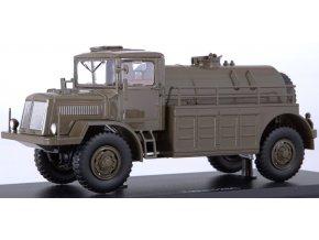 Start Scale Models - Tatra 128, vojenská cisterna, 1/43