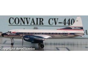 AeroClassic - Convair CV-440, dopravce Delta Air Lines, USA, 1/400