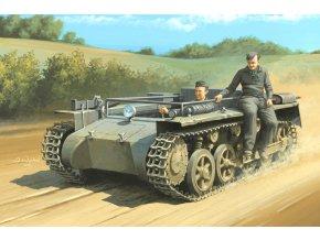 Hobbyboss - Pz.Kpfw.I Ausf.A bez nástavby, Wehrmacht, 1/35