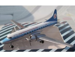 JC Wings - Convair CV-440, dopravce KLM Royal Dutch Airlines, Nizozemí, 1/400