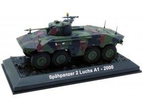 DeAgostini - Spähpanzer 2 Luchs A1, Bundeswehr, 2000, 1/72