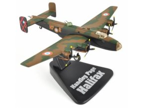 Altaya - Handley Page Halifax , francouzské letectvo, 1/144