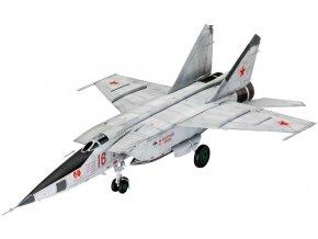 """Revell - Mikojan-Gurevič MiG-25 RBT """"Foxbat"""", Plastic ModelKit 03878, 1/72"""