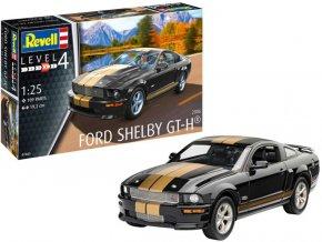 Revell - Shelby GT-H 2006, Plastic ModelKit 07665, 1/25