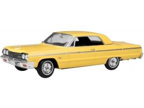 Revell - Chevy Impala SS 1964, Plastic ModelKit MONOGRAM 4487, 1/25