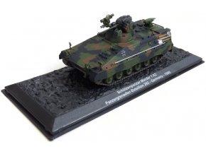 DeAgostini - SPz Marder 1A2, Bundeswehr, Pz.Gren.Batallion 292, 1990, 1/72