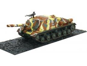 DeAgostini - ISU-152, sovětská armáda, 4th Guards Tank Army, Lvov, Ukrajina, 1944, 1/72