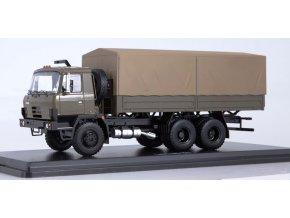 Start Scale Models - Tatra 815 V26, vojenská, 1/43