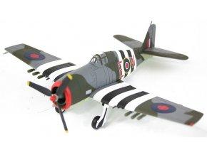 Corgi - Grumman Hellcat F6F MKI E-W, 1/72
