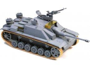 Dragon - Sturmgeschütz III StuG.III Ausf.G, Arabská koalice, Šestidenní válka, 1967, Model Kit 3601, 1/35