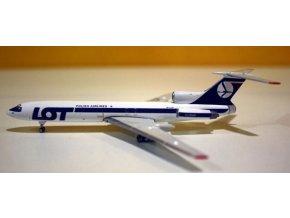 Phoenix - Tupolev Tu-154M, dopravce LOT Polish Airlines, Polsko, 1/400