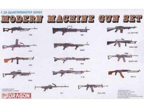 Dragon - Set moderních zbraní, Model Kit 3806, 1/35