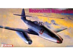 Dragon - Messerschmitt Me-262 A-1a Schwalbe - JABO, ModelKit 5507, 1/48