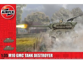 Airfix - M10 GMC Wolverine, US Army, Classic Kit A1360, 1/35