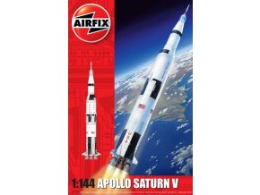 Airfix - Saturn V, program Apollo, Classic Kit A11170, 1/144