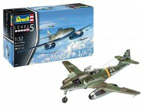 Revell - Messerschmitt Me 262 A-1 Schwalbe, Plastic ModelKit 03875, 1/32