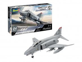 Revell - McDonnell Douglas F-4E Phantom, EasyClick ModelSet 63651, 1/72