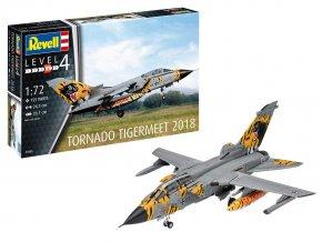 Revell - Panavia Tornado ECR, Luftwaffe, NATO Tiger Meet 2018, Poznan, Polsko, Plastic ModelKit 63880, 1/72
