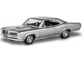 Revell -  '66 Pontiac® GTO®, Plastic ModelKit MONOGRAM 4479, 1/25