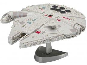 Revell - Star Wars - Millenium Falcon, EasyClick SW 01100, 1/241