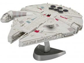 Revell - Star Wars - Millennium Falcon, EasyClick SW 01100, 1/241