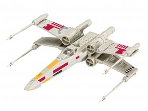 Revell - Star Wars - X-Wing Fighter, EasyClick SW 01101, 1/112