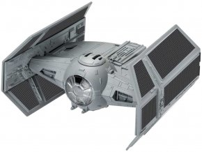 Revell - Star Wars - Darth Vader's TIE Fighter, EasyClick SW 01102, 1/121