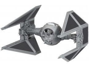 Revell - Star Wars - TIE Interceptor, EasyClick SW 01103, 1/90
