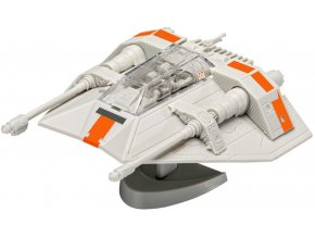 Revell - Star Wars - Snowspeeder, EasyClick SW 01104, 1/52