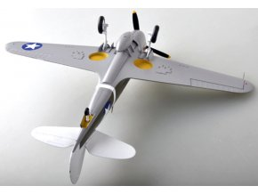 Easy Model - Curtiss P-40M Warhawk, USAAF, 44FS,18FG, 1/48