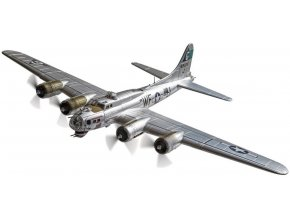 "Corgi - Boeing B-17G Flying Fortress, USAAF, 364th BS/305th BG, ""Flak Eater"", srpen 1944, 1/72"