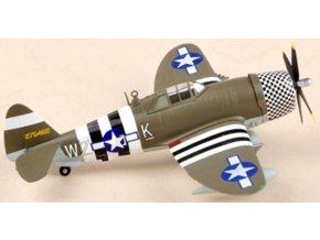 Easy Model - Republic P-47D Razorback, USAAF, 78th FG, 1/72