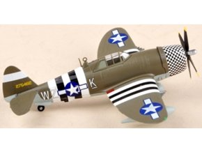 Easy Model - Republic P-47D Razorback, USAAF, 78th FG, 1/72