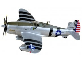 Easy Model - Republic P-47D Razorback, USAAF, William D. Dunham, 1/72