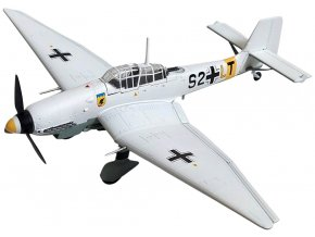 Easy Model - Junkers Ju-87D-3 Stuka, Luftwaffe 9./StG.77, 1943, 1/72