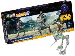Revell - Star Wars - AT-RT (All Terrain Recon Transport), EasyKit SW 06654