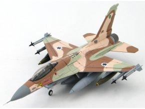 HobbyMaster - Lockheed F-16A , IDF/AF 140th Sqn, izraelské letectvo, 1997, 1/72