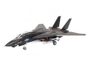 Revell - Grumman F-14A Tomcat, 'Black Bunny', ModelKit 04029, 1/144