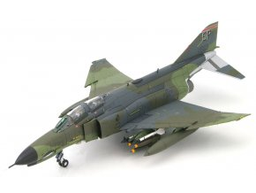 HobbyMaster - McDonnel Douglas F-4E Phantom II, USAF 480th TFS Warhawks, Německo, 1989, 1/72