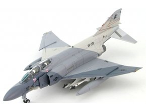 HobbyMaster - McDonnel Douglas F-4SPhantom II, USN VF-301 Devil's Disciples, 1984, 1/72