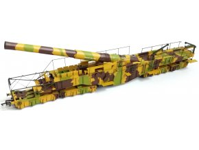 "Oxford - Ordnance BL 18-inch Mk.I ""Boche Buster"", britská armáda, 1/76"